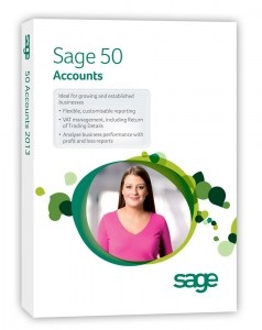 Sage 50 Accounts Software